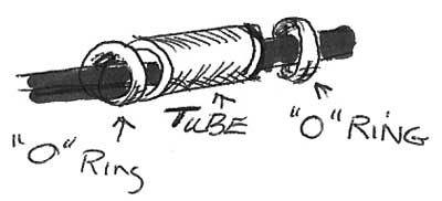 Tubes, Clips and End Caps | Nancy L T Hamilton - Tubetti: chiusure e terminali