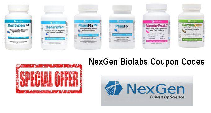 Nexgen Biolabs coupon codes http://phendietpills.com/special-offers/nexgen-biolabs-coupon-codes/