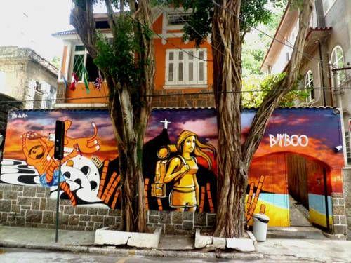 Bamboo Rio Hostel - Rua Lacerda Coutinho nº 45 - Copacabana, RJ