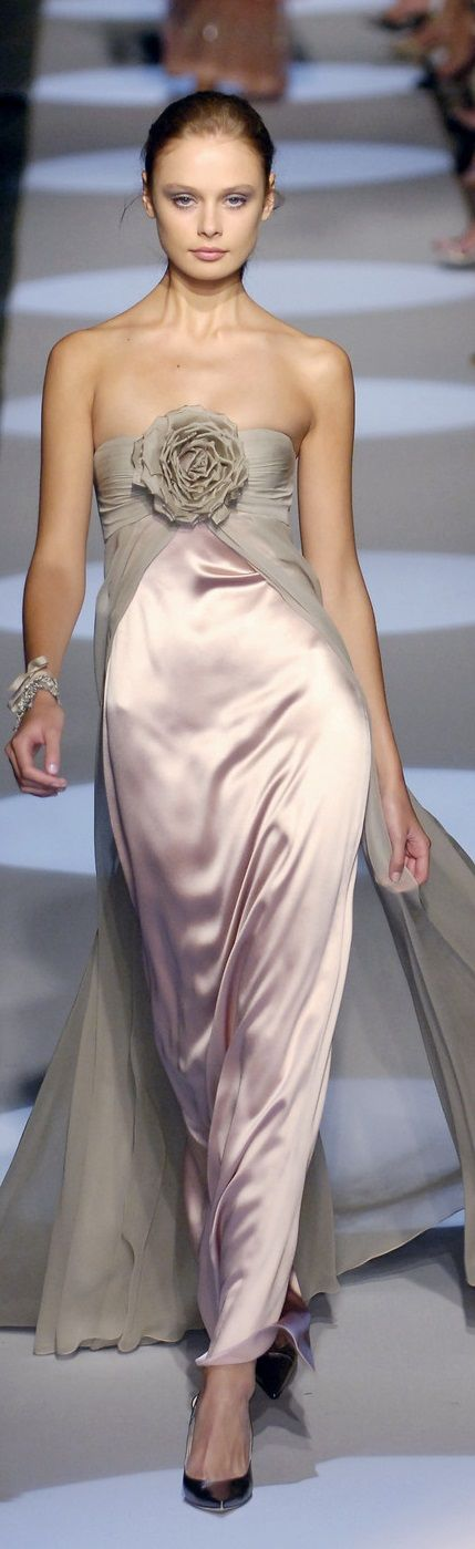 Badgley Mischka Spring 2006 Ready-to-Wear Fashion Show