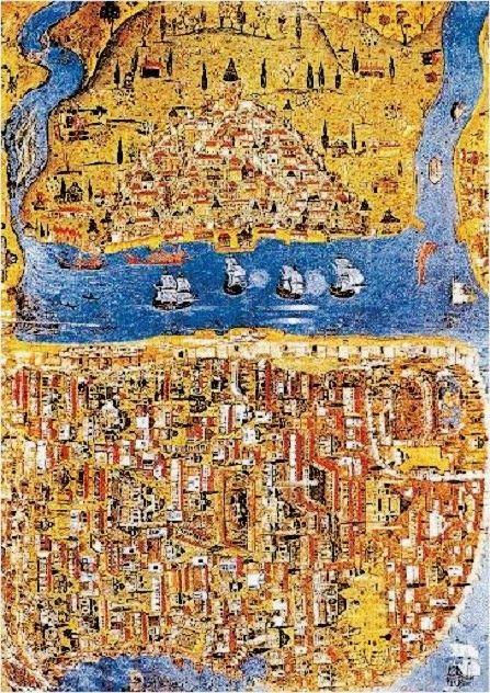 ΒΥΖΑΝΤΙΝΩΝ ΙΣΤΟΡΙΚΑ: Πώς είδαν οι Οθωμανοί την άλωση της Πόλης