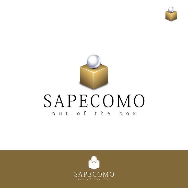 Logo design for Sapecomo