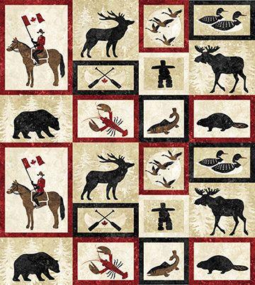 Stonehenge - Oh Canada II - Frames