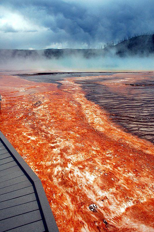 Yellowstone Hot Springs - West Yellowstone, Montana