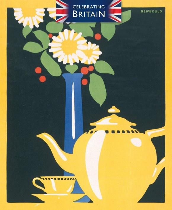 Celebrating Britain - Tea