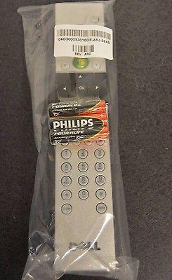 DELL PC Computer Windows Media Center Remote Control RC1974014 00 Silver NEW