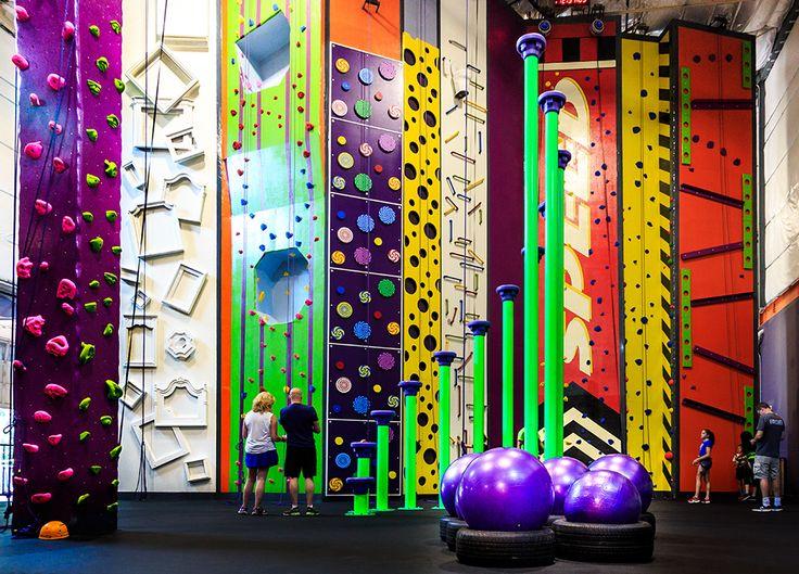 High Exposure Rock Climbing Gym in Bergen County NJ