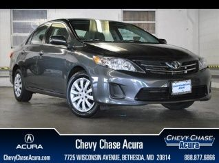 Used Toyota Corolla for Sale in Chevy Chase, MD – TrueCar