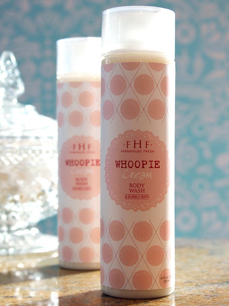 Farmhouse Fresh Whoopie body wash