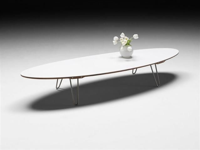 Eames table. So classic!