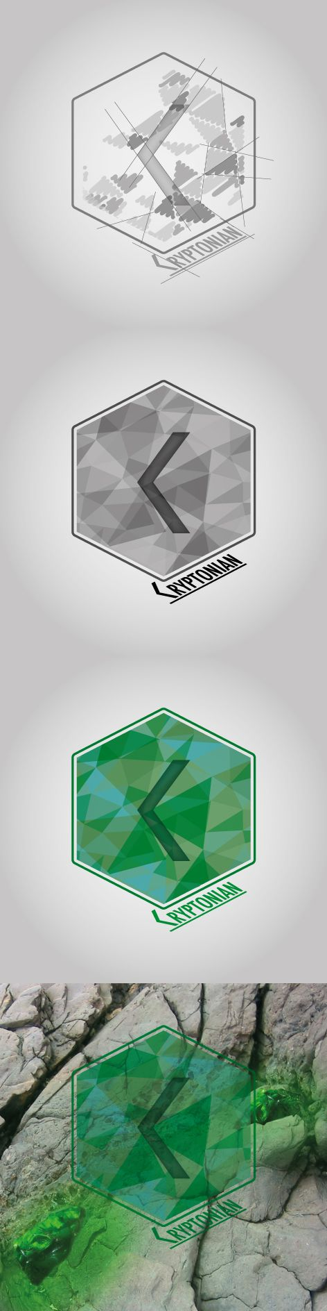 Logo per Kryptoniano produttore di Kryptonite