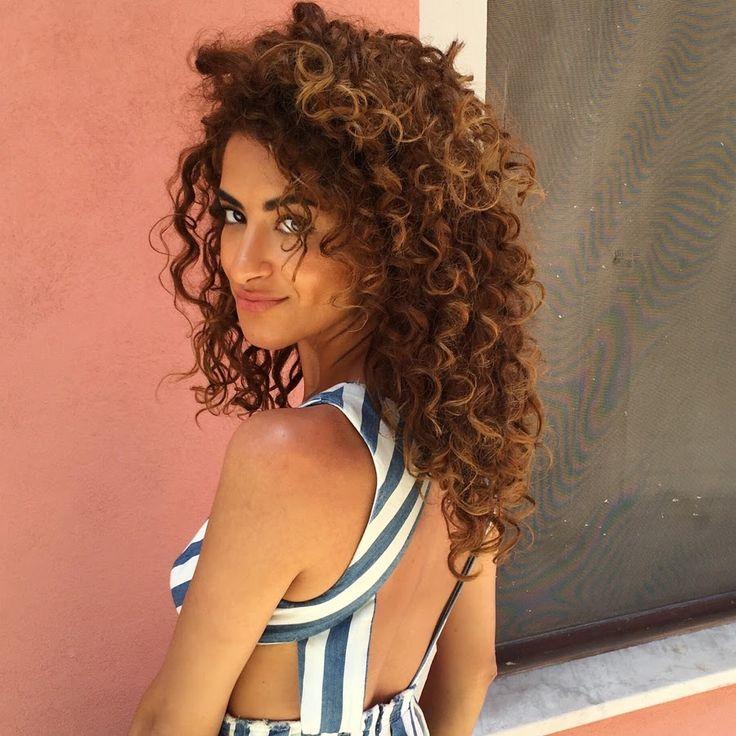 Sarah Angius Hairstyles