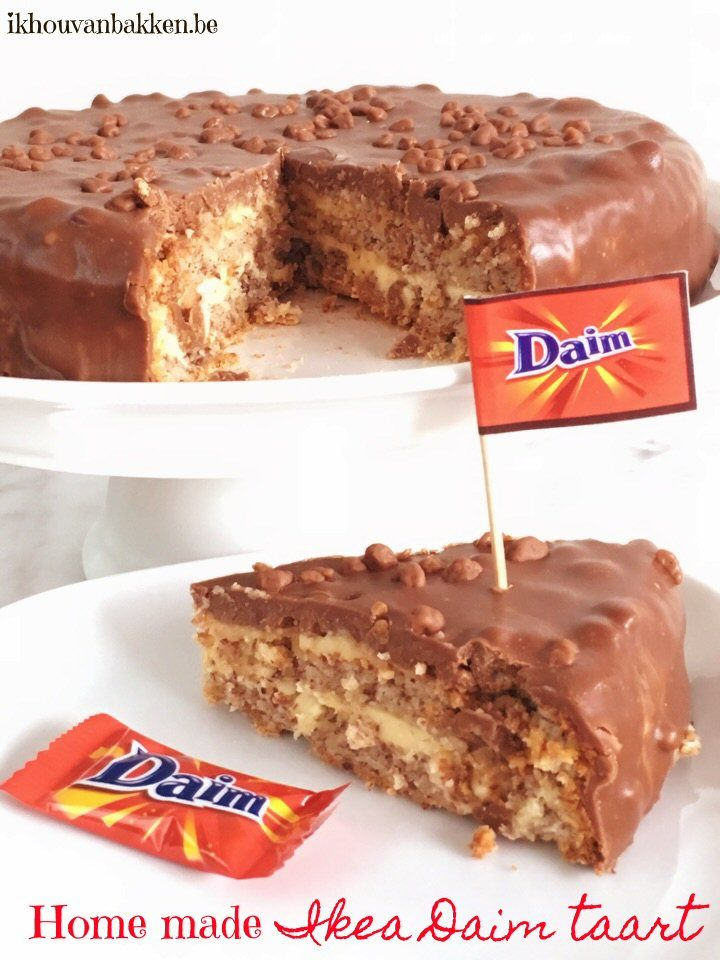 the 25 best daim cake ideas on pinterest backen torte and bonbon cake recipe. Black Bedroom Furniture Sets. Home Design Ideas