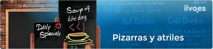 ILVO les ayuda a comunicarse con sus clientes. El porta carta es probablemente la primera vía de contacto entre un cliente y un restaurante. Las cartas de menú muestran lo que el cliente puede esperar de un restaurante o bar y por esto son como una tarjeta de visita del establecimiento. http://www.ilvo.es/744-pizarras-atriles
