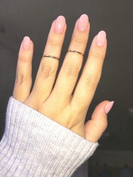 20 kurze ovale Nägel #kurz #nagel #ovale – Kurze Wellenhaarschnitte