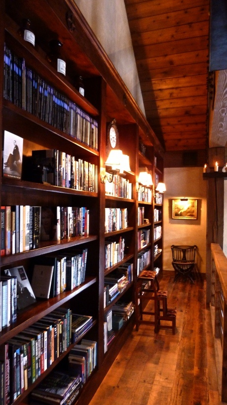 133 Best Images About Home Libraries On Pinterest Ladder