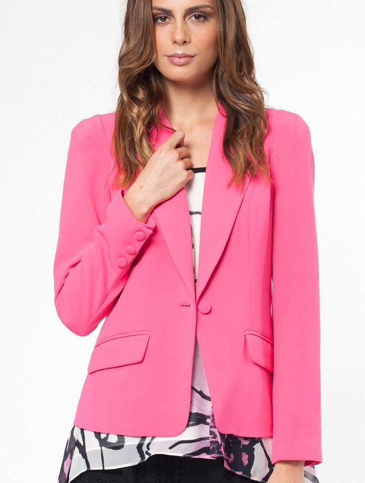 Pink Ruby - Pink Jacket