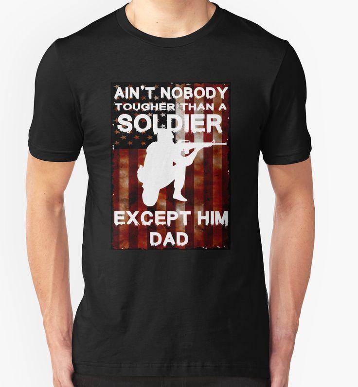 Veteran Soldier Dad IV by addaelami