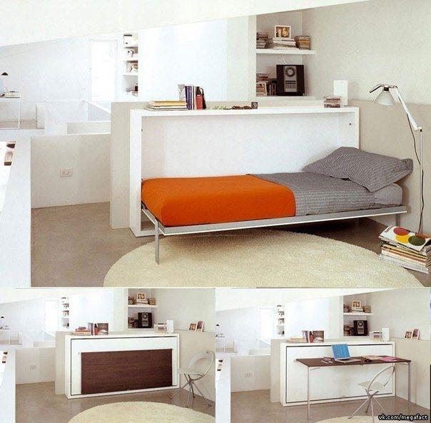 две односпальные кровати трансформеры шкаф - Google Search