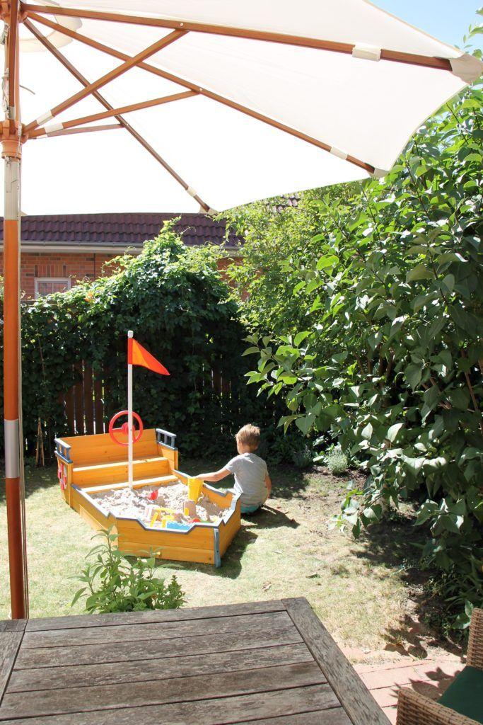 Spielecke Im Garten Fur Kinder Gestalten Ideen Must Haves Lavendelblog Gartengestaltung Ideen Dekosteine Garten Garten Gestalten