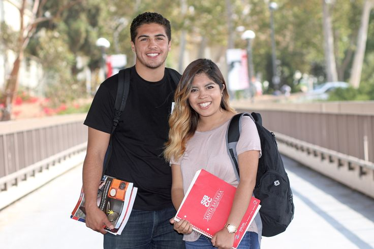 Michael Sanchez, left, and Leslie Marin are among the first cohort of students in the SBCC Promise Program, photo courtesy SBCC Foundation. Read about this wonderful program in the winter issue of Santa Barbara Seasons Magazine. http://sbseasons.com/2017/01/legacies-the-santa-barbara-city-college-promise/ #sbseasons #sb #santabarbara #SBSeasonsMagazine #SBCC #SBCCPromise #SBCCFoundation #SBNonprofits #NancyShobe #SBEducation To subscribe visit sbseasons.com/subscribe.html