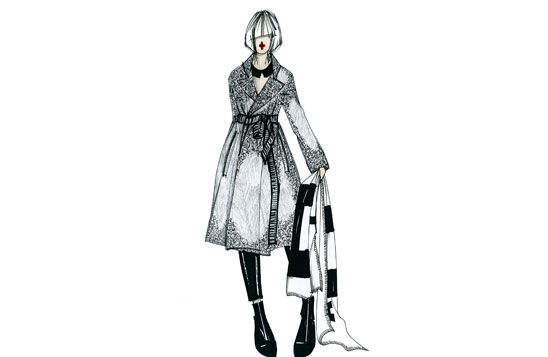 Liviana Conti - Spring-Summer Collection 2012-2013 - LA MODE DANS LA CRÉATION