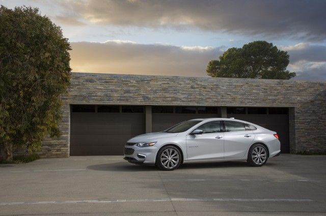 2016 Chevrolet Malibu (Chevy) Review, Ratings, Specs, Prices, and Photos - The Car Connection