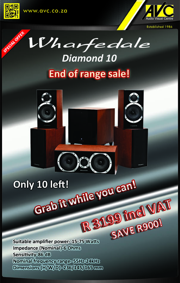 Wharfedale Diamond 10 Clearance Sale!!!!