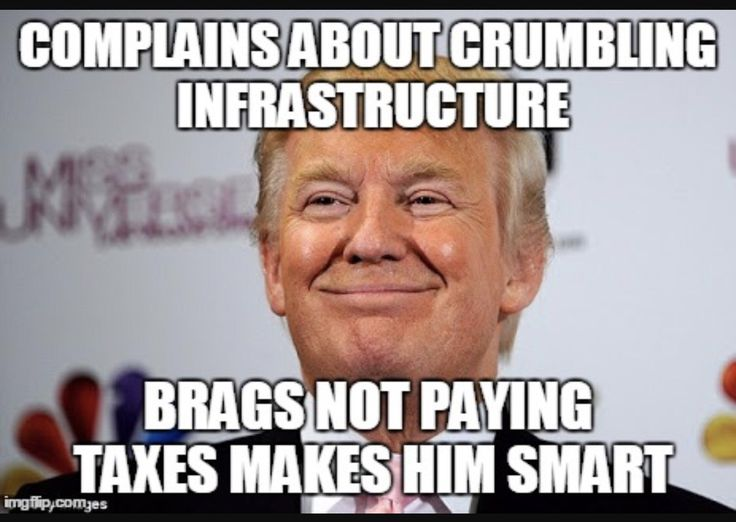 "Sanders said. ""But the plan Trump offers is a scam that gives massive tax breaks to large companies and billionaires on Wall Street who are already doing phenomenally well. Trump would allow corporations that have stashed their profits overseas to pay just a fraction of what the companies owe in federal taxes. And then he would allow the companies to ""invest"" in infrastructure projects in exchange for even more tax breaks."""