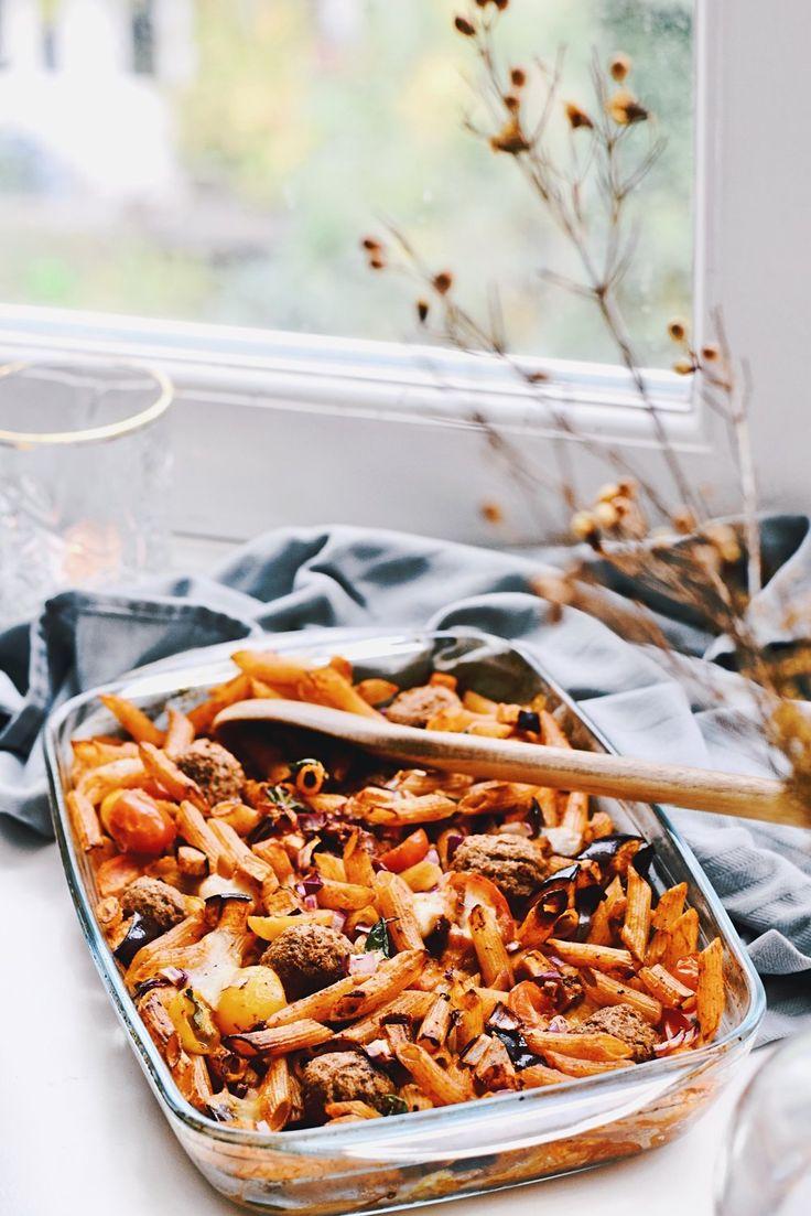 Gezond en makkelijk pasta gerecht