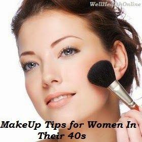 MakeUp Tips for Women in Their 40s #makeuptips #beauty