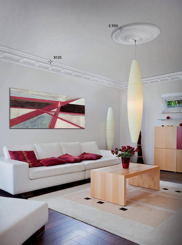 Un living rafinat? Un stil contemporan? Profilele decorative schimba cu usurinta designul unei incaperi!