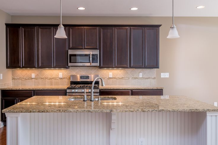 The Kitchen Of The Hartford Ii Floor Plan By Ball Homes The Hartford Ii Pinterest Home