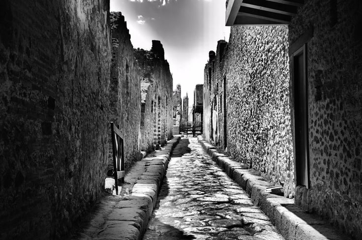 Pompeii by Ferenc Verebélyi on 500px
