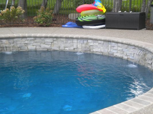 Acid Wash Gunite Pool : Best gunite pool ideas on pinterest swimming pools