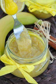 Bananowy dżem  PYCHA!