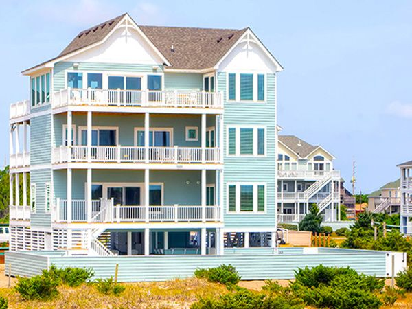 25 Best Ideas About Ocean Front Homes On Pinterest