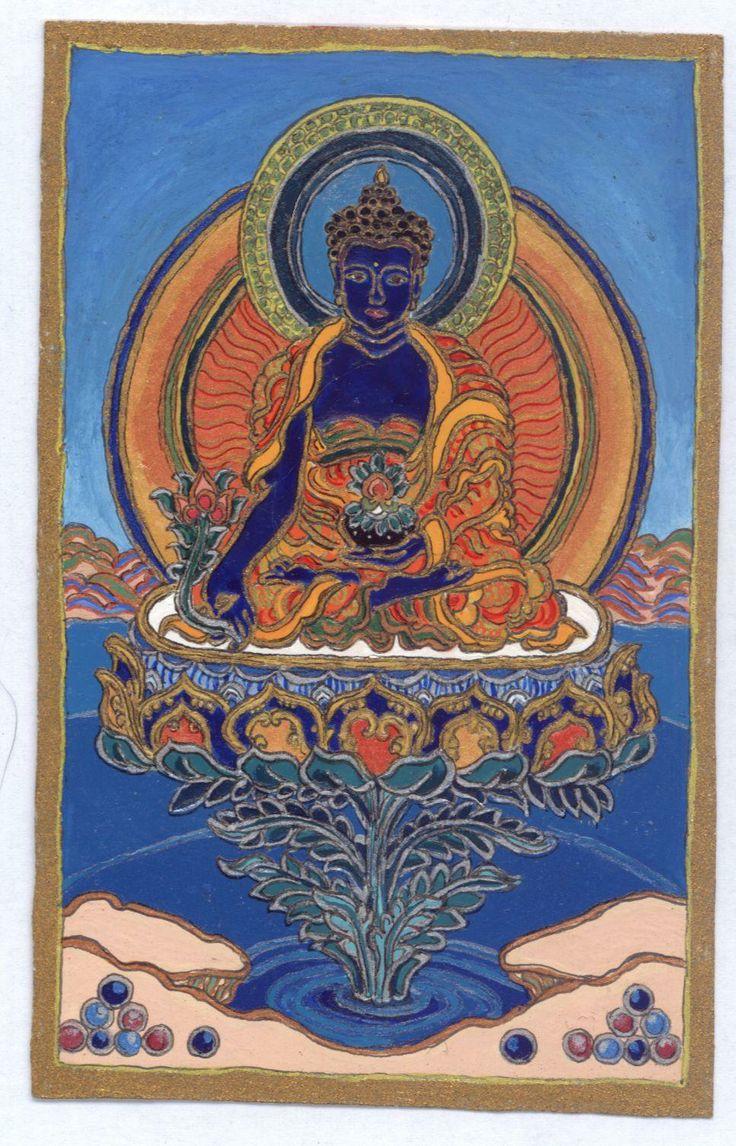 Medicine Buddha, 2010 summer