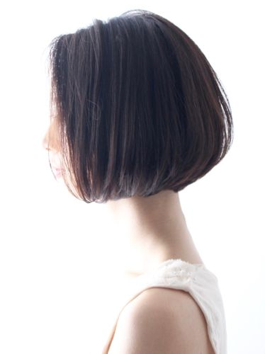 Simplest bob haircut out there