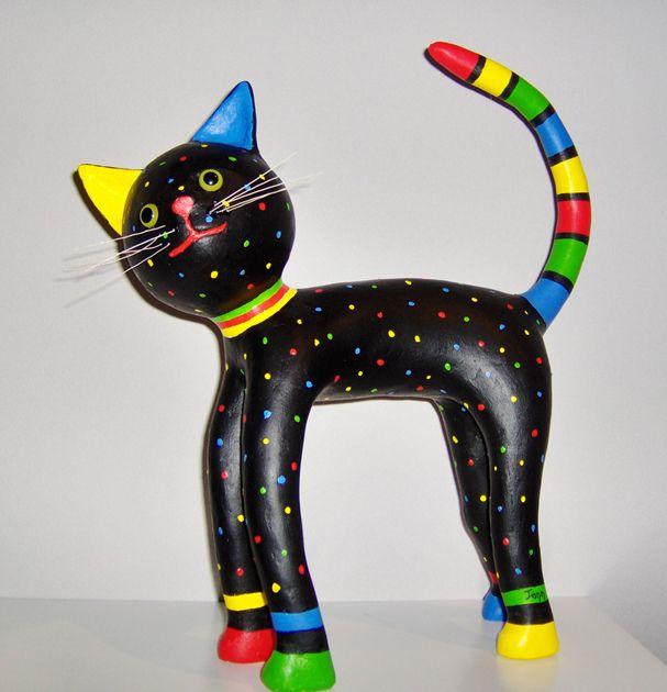 Van Lumich Art - Papier-mache dieren
