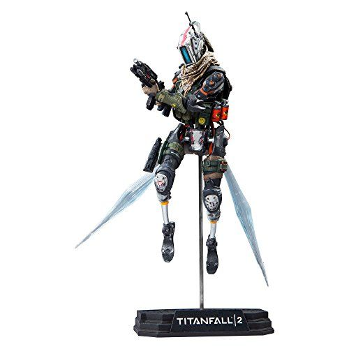 McFarlane Toys Titanfall 2 Jester 7 Collectible Action Figure Review