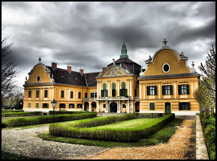 Castle Nagytetenyi - Budapest, Hungary