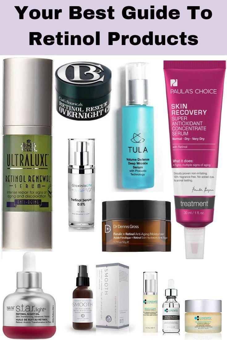 Retinol Might Sound Scary But Adding A Retinol Cream Or Retinol Serum To Your Skincare Routine Has Been Proven Skincare For Oily Skin Retinol Serum Skin Care