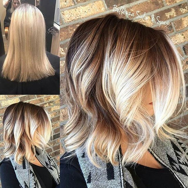 BAM! Fall Dimension! ... By @kimmykim308 AT @bellezzasalonspa *** PLEASE NOTE *** Formulas, Pricing and HOW-TO coming soon #BEHINDTHECHAIR
