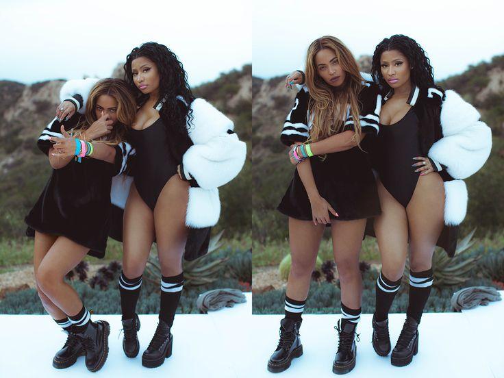 Beyoncé & Nicki Minaj Feeling Myself Music Video 18.05.2015 | Beyoncé | Pinterest | Nicki minaj, Queens and Celebrity