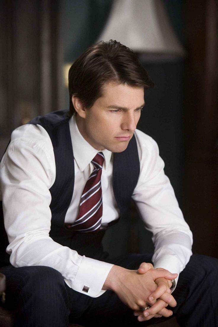Man... you're so hot as a politician... Tom Cruise                                                                                                                                                                                 More