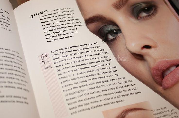 Mi Cuaderno de Notas: Mis 6 libros de maquillaje favoritos. Totalmente recomendables !