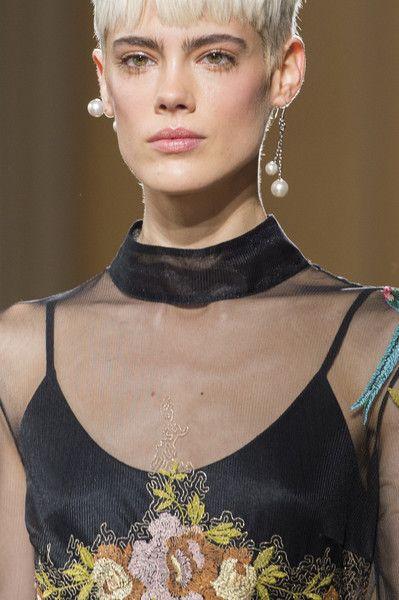 Blugirl at Milan Fashion Week Fall 2017 - Details Runway Photos
