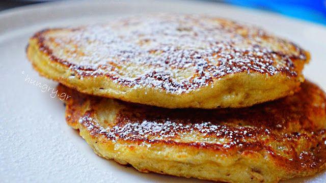 Kitchen Stories: Orange & Oat Flakes Pancakes