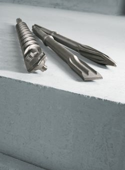 SDS Drill Bits and SDS Chisels